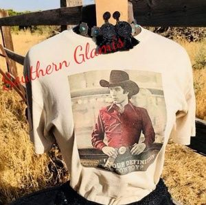 What's your definition of a Cowboy Tee